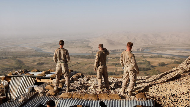Haass: More questions than answers on Afghanistan