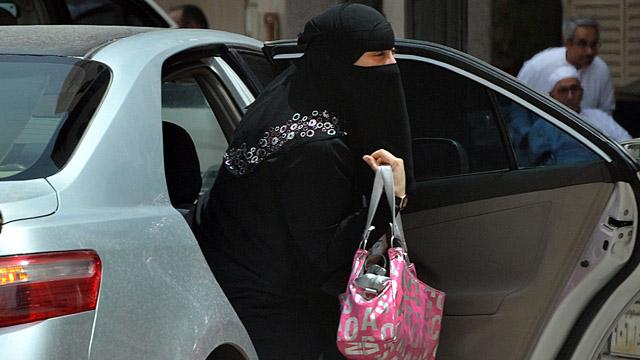Saudi women in the driver's seat