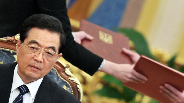 Chinese foreign policy after President Hu Jintao