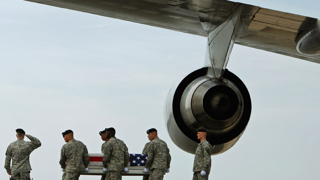 What happens when Iran kills American soldiers?
