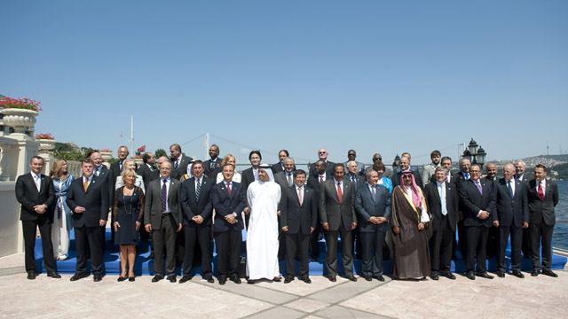 Diplomats meet to find Libya solution