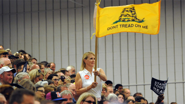 Don't tread on me! July 4th and U.S. sovereignty