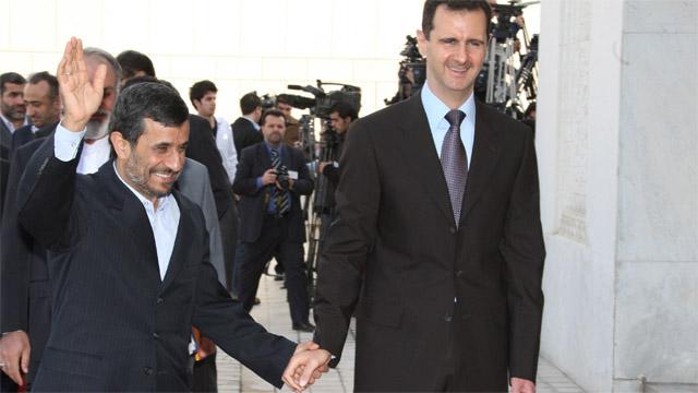 Arming Assad
