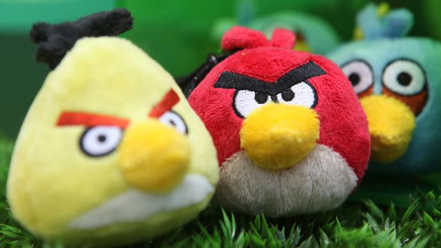 """Angry Birds"" worth $1.2 billion?"