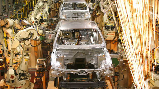 The manufacturing imperative