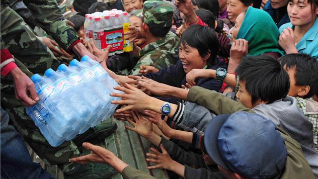 China's growing water crisis