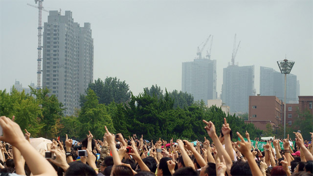 China's summer of discontent