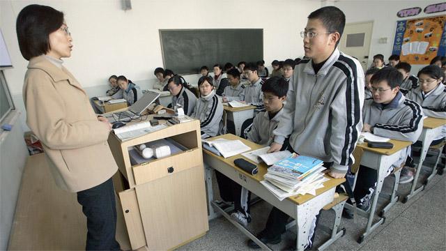 How Shanghai schools beat them all