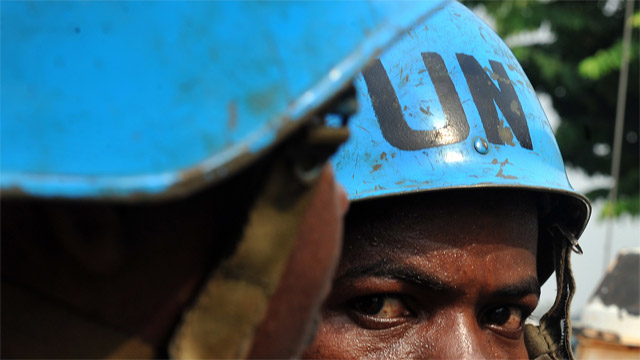 UN Peacekeepers: Ready for Libya?