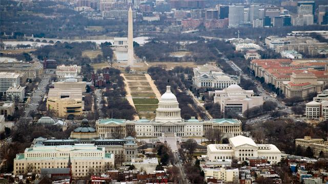 Washington's battle over Syria