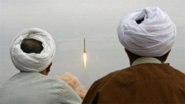 Explaining Libya to Iran