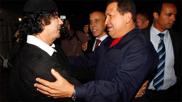 "Behind the Chávez-Ahmadinejad ""bromance"""