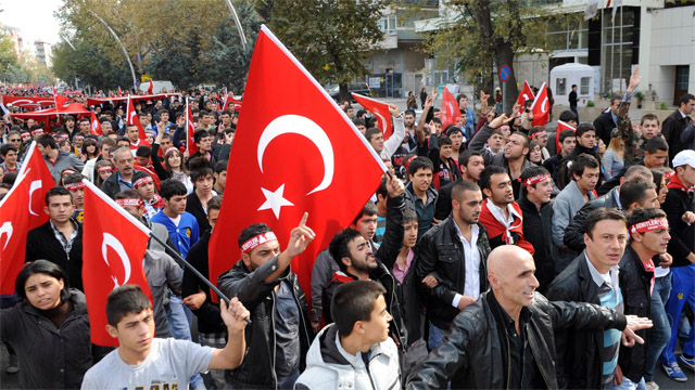 Why Syria and Iran are becoming Turkey's enemies, again