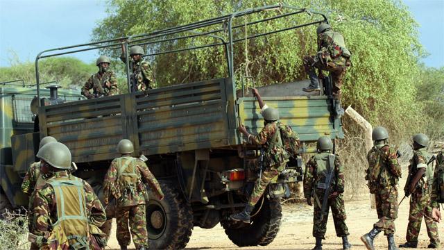 Why did Kenya invade Somalia?