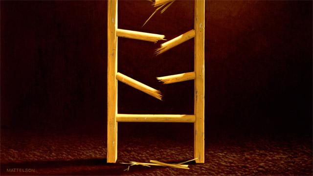 Zakaria: The downward path of upward mobility