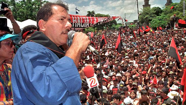 Nicaragua's slip back to authoritarianism?