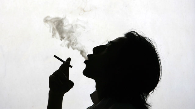 Singer: Should we ban cigarettes?