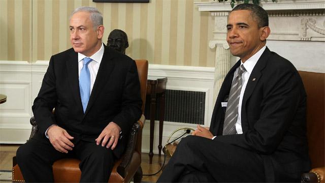 Obama vs. Netanyahu vs. Ahmadinejad