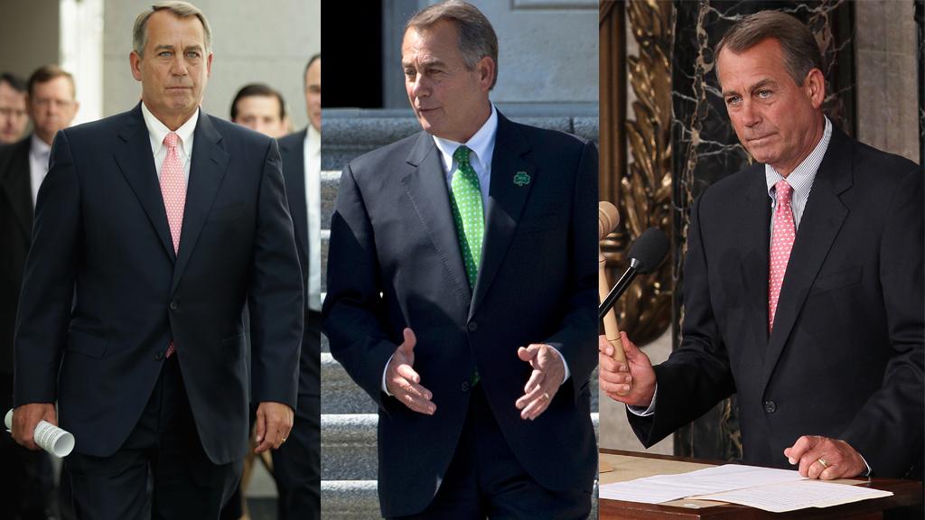 Boehner suits