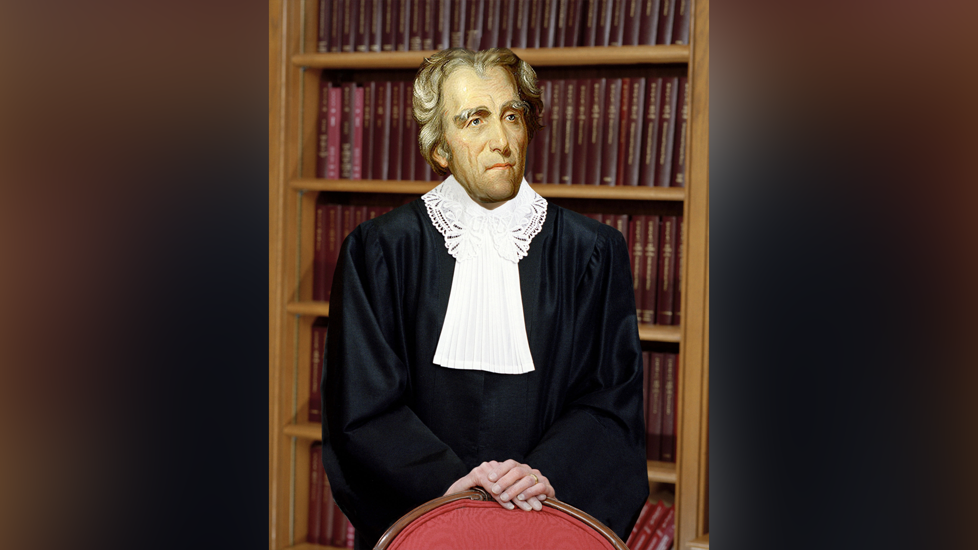 After spending only one year as a Senator in Washington, Jackson returned home to work as a judge for the Tennessee superior court. Source:  http://millercenter.org/president/jackson/essays/biography/print