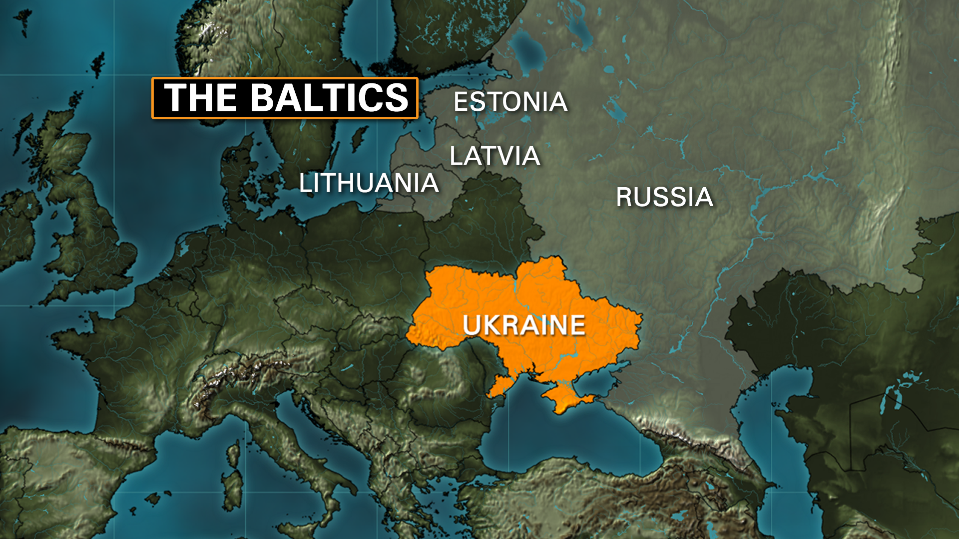 SOTU EXTRA: The Baltics and Russia's next move