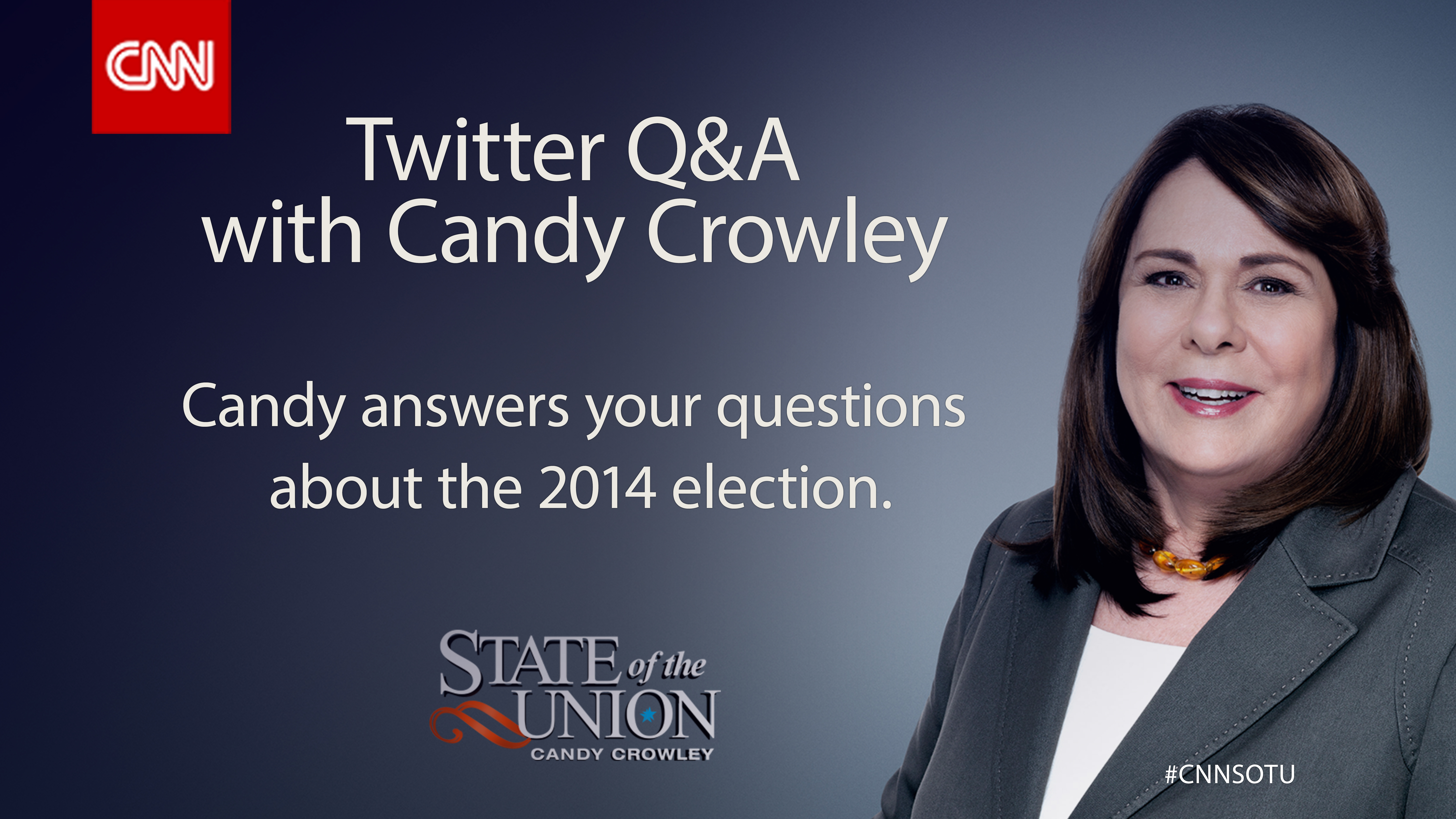 Candy's Twitter Q&A: Election 2014