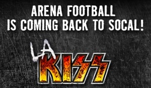 kiss arena