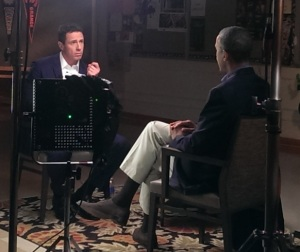 Obama Cuomo interview
