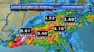 radar rainfall