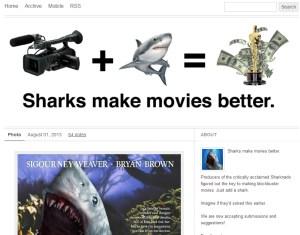 sharkpost