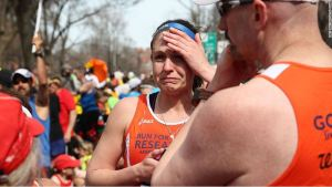 Boston marathon attacks