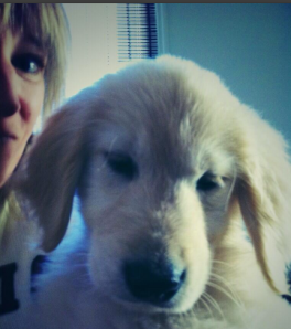 @marijolamarche @KateBolduan I'm #thankful for my new Fluffy puppy. Meet Miss Vanille #NewDay pic.twitter.com/9iiCjrzGES