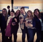 @nhayward: One of my favorite photos from Saturday's family annual bowling night! #cousins #NewDayCNN #Family