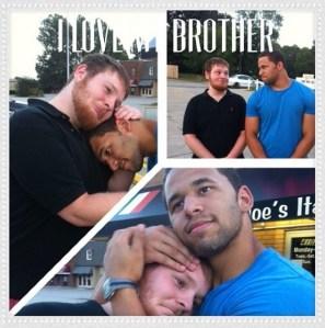 @whitadams: My boys are my #Family #NewDayCNN