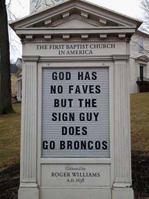 Football religion