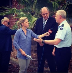 CNN's Kate Bolduan interviews Australia's Minister of Defence and Vice Chief of Defence on the search for MH370.