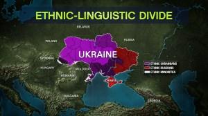 Ukraine's Ethnic-Linguistic Divide