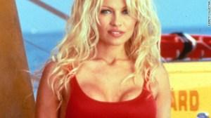 BAYWATCH, Pamela Anderson, ca. 1995, 1989-2001