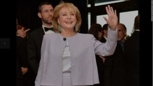 After a journalism career spanning a half-century, Barbara Walters will retire from TV journalism on May 16. We look back on the career of Walters, shown here at the White House Correspondents' Association annual dinner in Washington on May 3.