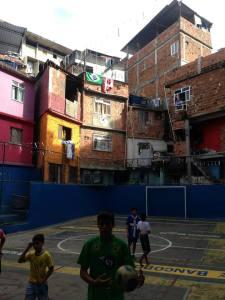 futbol favela