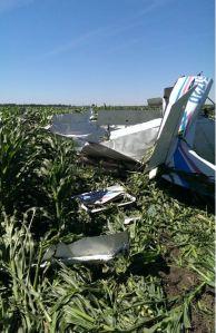 plane damage