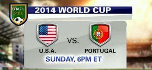 world cup sunday