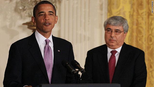 Senior Obama aide Pete Rouse leaving administration