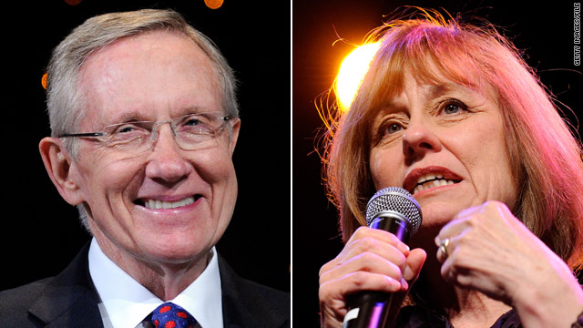 Reid 46, Angle 43 in new Nevada Senate poll