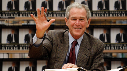Media Analysis: George W. Bush joins 'presidential million book sales club'