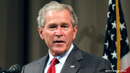 Calling leaks 'damaging,' Bush says Wikileaks will hurt U.S. relations