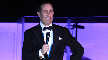 Political Circus: Seinfeld's master of his White House domain