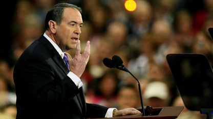 Huckabee: Watch out for Palin
