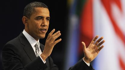 Poll: Democrats split on 2012 Obama primary challenge