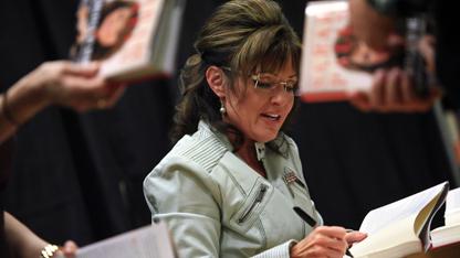 Palin hits back at Barbara Bush